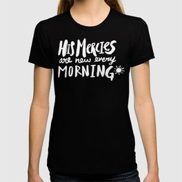 Mercy Morning x Rose T-shirt
