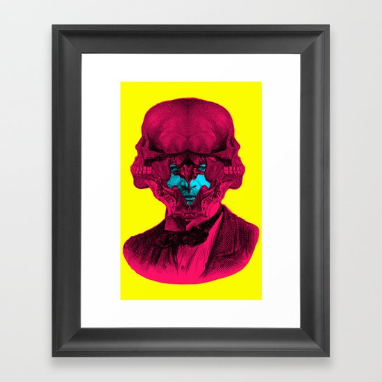 Stormtrooper II Framed Art Print