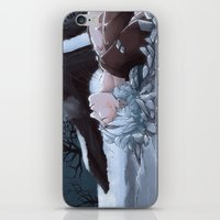 jack frost iPhone & iPod Skins featuring Jack Frost by Kiell R.