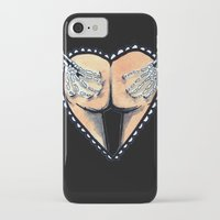 booty iPhone & iPod Cases featuring Booty by Blood and Wine Design Co.