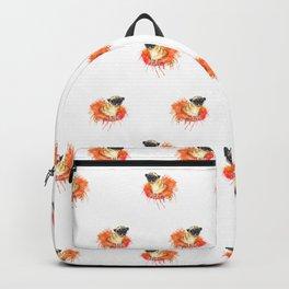 Sad Tutu Pug Backpack