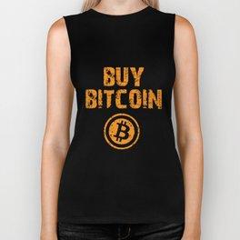 Buy Bitcoin - Cryptocurrency T-Shirts Biker Tank