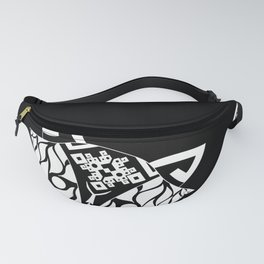 black fox ecopop Fanny Pack