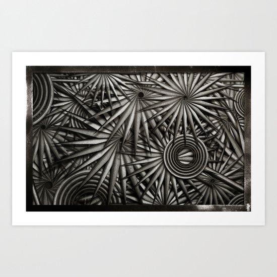 Kosmos Art Print