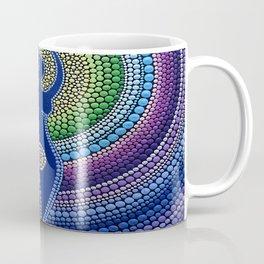 "Painting ""Goddess of fertility. Cosmos"" Coffee Mug"