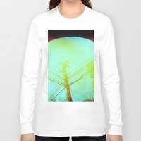 lsd Long Sleeve T-shirts featuring LSD by Natalie Olmo