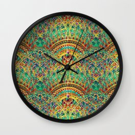 Sunset  #society6 #decor #buyart Wall Clock