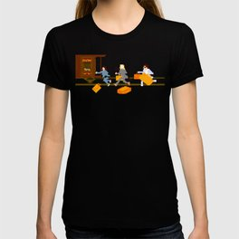 How Can A Train Be Lost? T-shirt