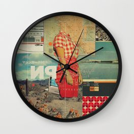 NP1969 Wall Clock
