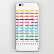Calendar 2014 iPhone Skin