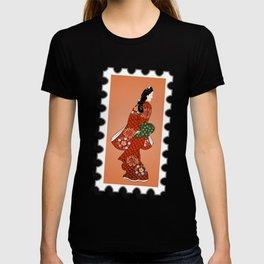 Beauty looking back. T-shirt