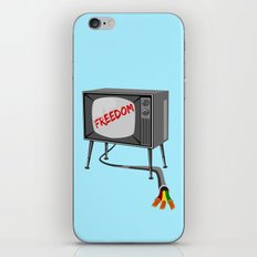 Freedom Television iPhone & iPod Skin