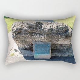 Turkey Foot Rock II Rectangular Pillow