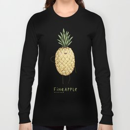 Fineapple Long Sleeve T-shirt