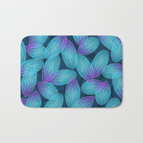 Water Fairy Wings Bath Mat