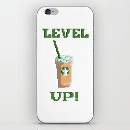 Level Up! iPhone Skin