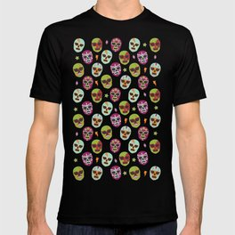Máscaras T-shirt