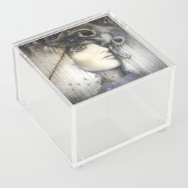 Waiting in the Wings Acrylic Box
