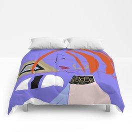 Japanese Profile Comforters