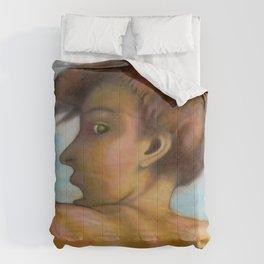 Sistine mood Comforters