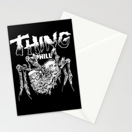 THING OF THE HILL Stationery Cards