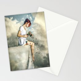 When Dreams Die Stationery Cards