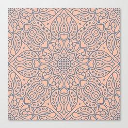 Mandala 37 Canvas Print
