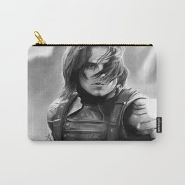 Winter Soldier/Bucky Barnes Carry-All Pouch