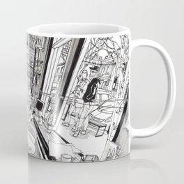 Plug Nickel Coffee Mug