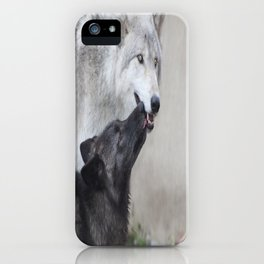 Submitting to the Alpha iPhone Case