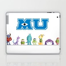 Pixel Monsters University Laptop & iPad Skin
