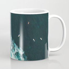 WAVES - OCEAN - SEA - WATER - COAST - PHOTOGRAPHY Coffee Mug