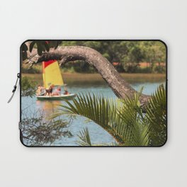 Tropical Style Laptop Sleeve
