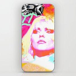 Heart of glass iPhone Skin