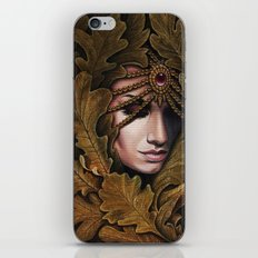Mabon - goddess of fall iPhone & iPod Skin