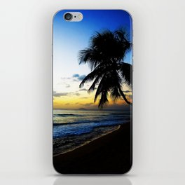 Sunset @ Rincon 2 iPhone Skin