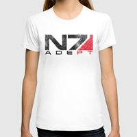 n7 T-shirts featuring Alt Adept by Draygin82