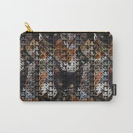 Cats and Cats and Carry-All Pouch