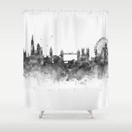London Skyline Shower Curtain