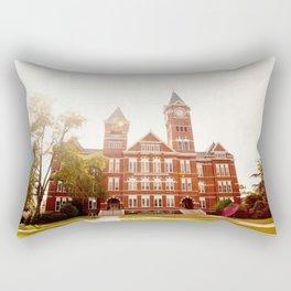 Samford Hall - Auburn University 2 Rectangular Pillow