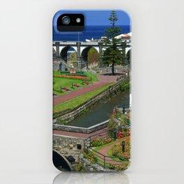 Ribeira Grande iPhone Case