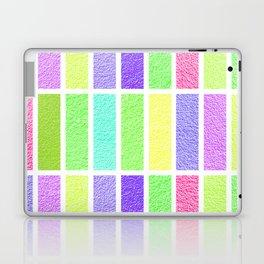 PASTEL RECTANGLES SHAPES  Laptop & iPad Skin
