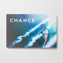 Chance 2 Metal Print