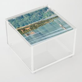 Everything is just Beachy Acrylic Box