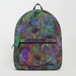 Colored Pencils Backpack