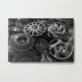 Hubbies Metal Print