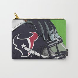 Houston football Carry-All Pouch
