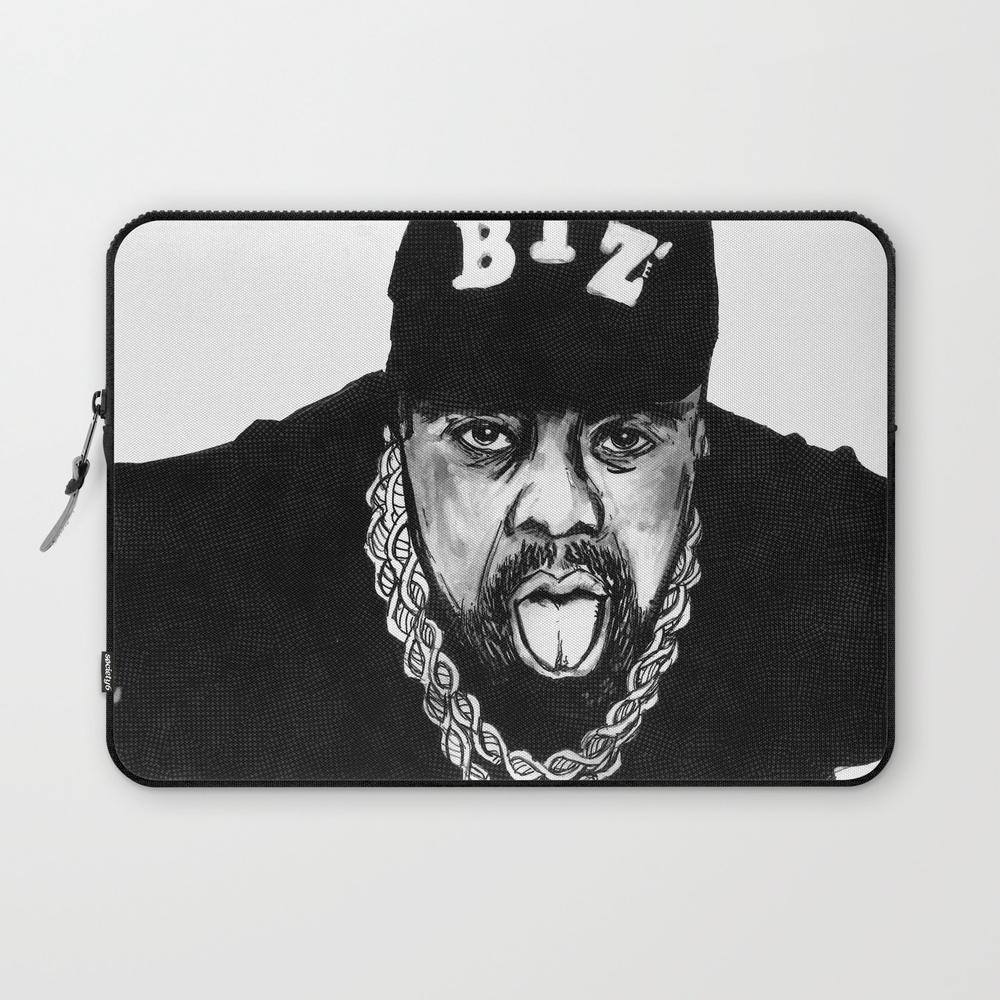 Nobody Beats The Biz Laptop Sleeve LSV8990771