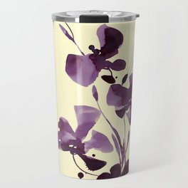 Organic Impressions 334zq by Kathy Morton Stanion Travel Mug