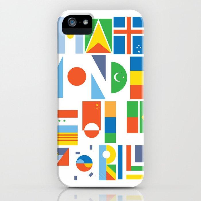 What A Wonderful World II iPhone Case